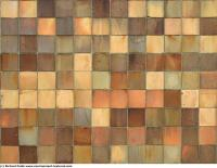 Photo Texture of Mosaic Tiles