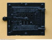 Photo Texture of Door Lids and Cover