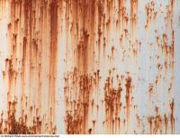 Photo Texture of Metal Rusted Leaking