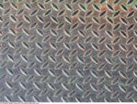 Photo Texture of Metal Floor Bare