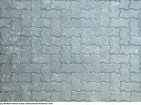 Photo Texture of Herringbone Floor