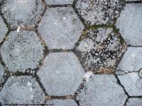 Photo Texture of Broken Floor