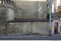 wall damaged