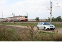 Photo Reference of Background Railway