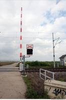 Photo Reference of Railroad Crossing