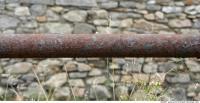 Photo Textures of Metal Bars