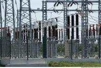 Photo Texture of Power Line