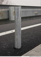 Photo Texture of Guard Rails