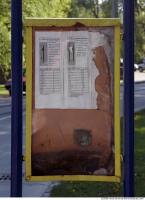 Photo Textures of Bus Stop