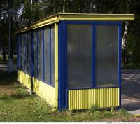 Photo Reference of Bus Stop Booth