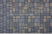 Photo Texture of Pavement Floor