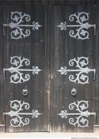 Doors Ornament 0016