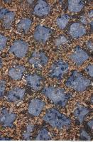 Photo Texture of Stones Floor