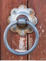 Photo Texture of Door Knocker