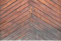 photo texture of wood planks studded
