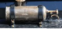 Photo Texture of Gas Bottle
