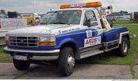 Photo References of Tow Truck