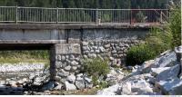Photo Texture of Building Bridge