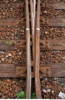 Photo Texture of Rail