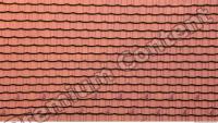 Photo Texture of Roof Ceramic