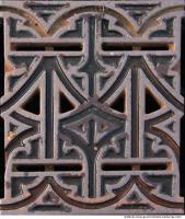 Ground Sewer Grate 0011