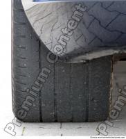 Photo Texture of Tire