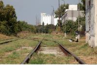 background railway