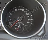 Photo Texture of Gauges Car
