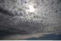 Photo Texture of Mackerel Skies