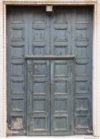 Photo Texture of Wooden Door 0007