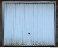 Photo Texture of Door Garage 0001