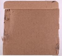 Photo Texture of Damaged Cardboard 0001