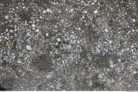 Photo Texture of Ground Gravel 0006
