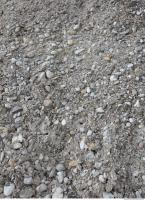 Photo Texture of Ground Gravel 0024