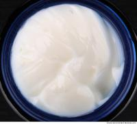 Photo Texture of Cosmetic Cream 0002