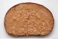 Photo Texture of Peanut Butter 0002
