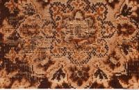 Photo Texture of Fabric Carpet 0006