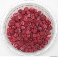 Photo Texture of Raspberries 0002