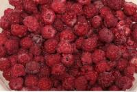 Photo Texture of Raspberries 0003