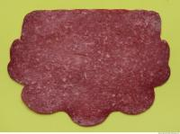 Photo Texture of Salame 0006