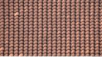 free photo texture of ceramic roof