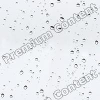 High Resolution Seamless Water Raindrops Texture 0001