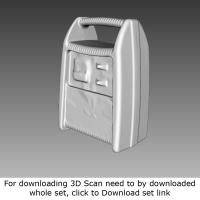 3D Scan of Battery Charger