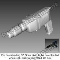 3D Scan of Electric Drill