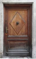 Photo Texture of Doors Wooden 0013