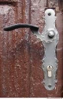 Photo Texture of Doors Handle Historical 0011