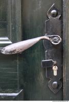 Photo Texture of Doors Handle Historical 0018