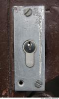 Photo Texture of Door Lock