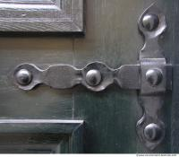 Photo Texture of Ornament Hinges 0003