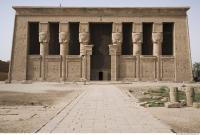 Photo Texture of Building Dendera 0001